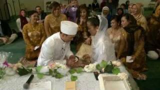 Muslim Wedding Video at Indonesian Muslim Community Long Island City NYC