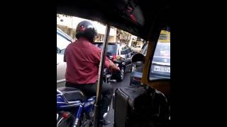 Driving Angry in Mumbai