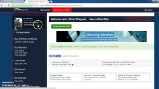 How to Approve Your Account in Traffic Monsoon