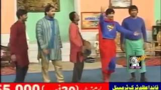 Best Of Sajan Abbas Slow Motion Bagarat Very Funny Song stage drama 2017  Funny Clip