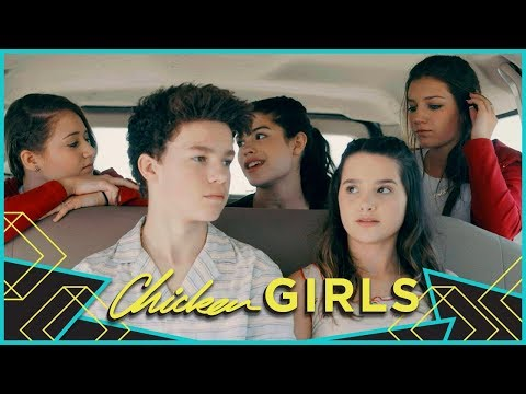 """CHICKEN GIRLS 2 Annie & Hayden in """"More the Merrier"""" Ep. 7"""