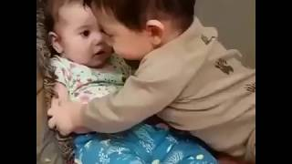 Tum paas aaye ( Kuch Kuch Hota hai ) soo sweet & Cute Video 2017