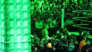 Triple H's Entrance At Wrestlemania XXIX