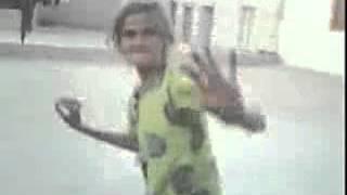 Kanta Laga Dance By Funny Old Lady