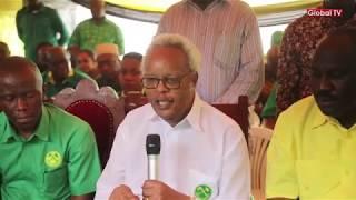 """LOWASSA - """"CHADEMA Asanteni Ila Msiniwekee Maneno Mdomoni"""""""