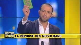 Message de Mohammed Chirani aux terroristes de l'EI en arabe et en français