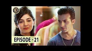 Teri Raza Episode 21 - 23rd Nov 2017 - Sanam Baloch & Shehroz Sabzwari - Top Pakistani Drama
