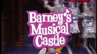 BARNEY'S MUSICAL CASTLE LIVE TOUR IN BEIRUT