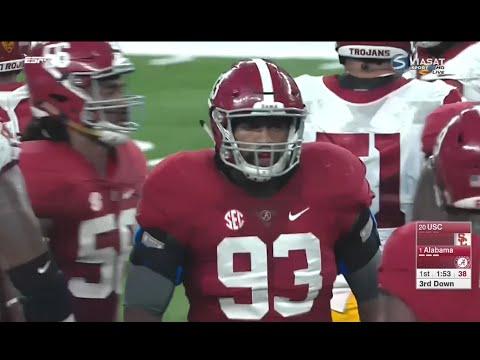 USC vs Alabama football 2016 NCAAF 2016