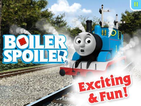 Thomas and Friends Boiler & Spoiler Games