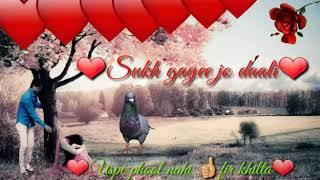 Sukh gai jo dali us pr ful nhi fir khiltaSAd whatsapp status(2)