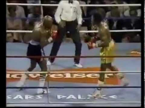 1ST RD. Considered By Many The Greatest Round In Boxing History They Simply Named It The War