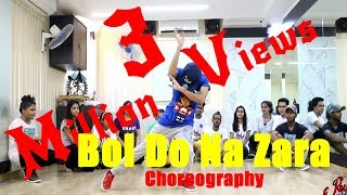 Azhar - Bol Do Na Zara | Choreography | REVEL 2016 | Rajesh Jethwa | Bollywood Lyrical Workshop