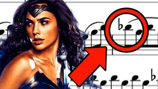 Wonder Woman Theme  - Why It Evokes Intense Power