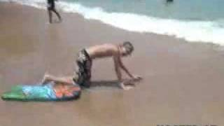 Funny Surfing Fail!!!!