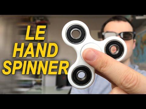 L'OBJET LE PLUS SATISFAISANT DU MONDE ! (hand spinner)