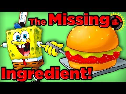 Film Theory The Secret Ingredient of SpongeBob s Krabby Patty SpongeBob SquarePants