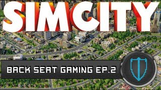 """Back-seat Gaming: Episode 2 """"We get an expo!"""""""