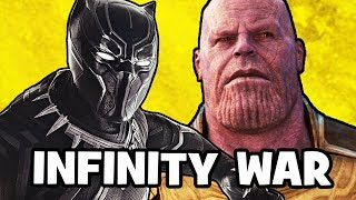 How BLACK PANTHER Sets Up AVENGERS INFINITY WAR – Post-Credits Scenes Easter Eggs Explained