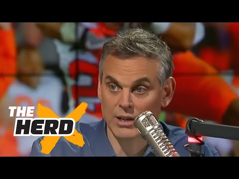 Colin Cowherd responds to Dabo Swinney calling him a fraud THE HERD