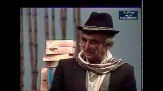 آقای ملون و زرگنده، داستان خرید شیر از سوپر اوس عباس آقا