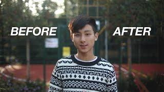 Jason From Hong Kong, 19 ‒ Before & After His EF Program