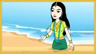 Thakumar Jhuli   Jalporer Deshe   Mermaid Story In Bengali   Bengali Moral Stories    Part 2