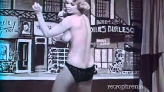 Candy Barr dances to Susie Q