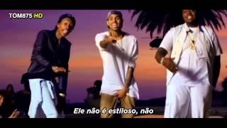 Sean Kingston ft. Chris Brown, Wiz Khalifa - Beat It  [Legendado / Traduzido] (Clipe Oficial)