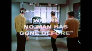 Star Trek - Where No Man Has Gone Before - deleted scenes