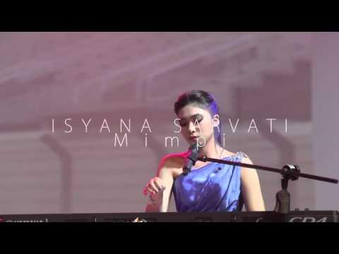 Isyana Sarasvati - Live - Mimpi live