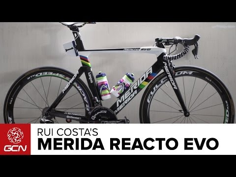 Rui Costa's Merida Reacto Evo