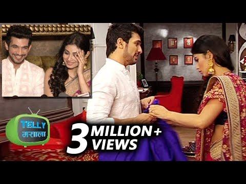 Shivanya Teaches Ritik How To Wear Dhoti | Naagin | Fun Video | Colors