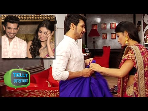 Xxx Mp4 Shivanya Teaches Ritik How To Wear Dhoti Naagin Fun Video Colors 3gp Sex