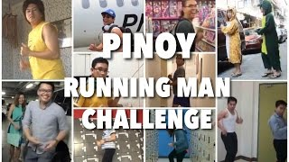 Pinoy Running Man Challenge