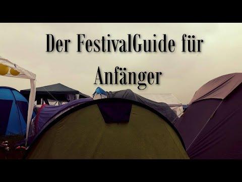 Der FestivalGuide für Anfänger