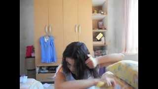 Como deixar o cabelo igual da Roberta Messi