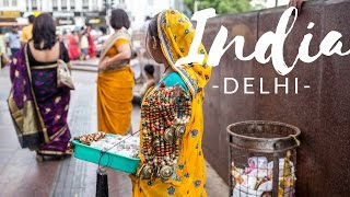 India Travel Vlog: Delhi