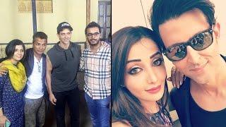 Hrithik Roshan CAUGHT Shooting For His Secret Marathi Movie !
