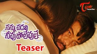 Nannu Vadili Neevu Polevule Movie Teaser | Wamiqa Gabbi, Balakrishna Kola