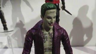DC Comics Multiverse Mattel Toy Fair 2016 Reveals! Batman V Superman, Suicide Squad & More!