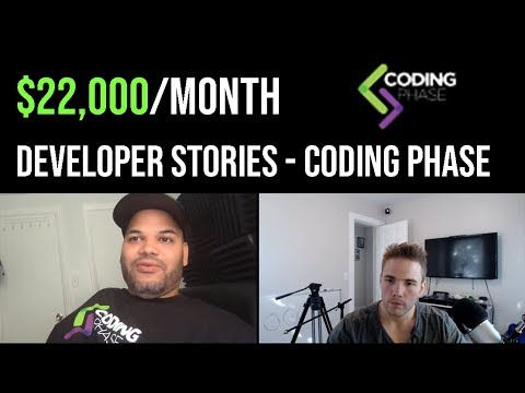 Xxx Mp4 From 13 Hour To 22 000 A Month Developer Stories Codingphase 3gp Sex
