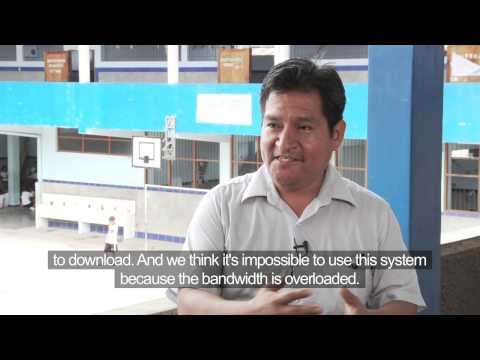 Ericsson and Telefonica connect Peruvian Amazon with 4G