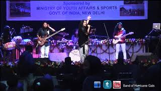 E dehi live || Hurricane Gals || New Video Song ||  Assamese Band