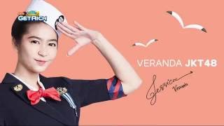 Iklan LINE Let's Get Rich - JKT48 with Veranda, Haruka, Melody