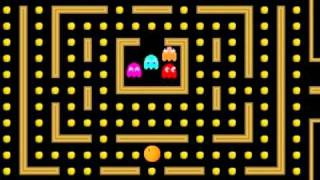 Lost Real0ne RM2K Games #1 Pac Man