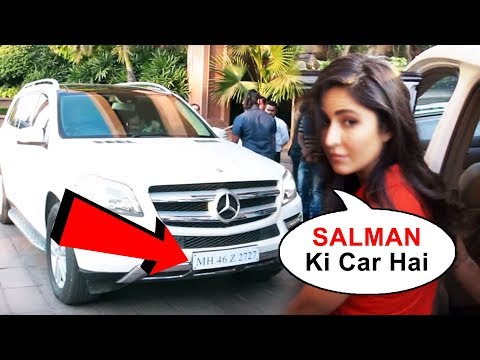 Xxx Mp4 OMG Katrina Kaif Borrows Salman Khan S CAR For An Event 3gp Sex