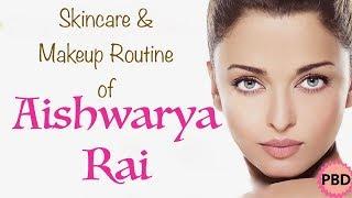 Aishwarya Rai's skin,hair,body and makeup secrets!