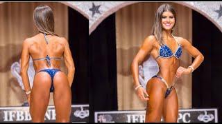 14 Years Old Brazilian Teen Thaissa Fitness Bikini Champion