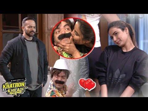 Xxx Mp4 KKK 9 Jasmin Bhasin S Romantic Dance In Khatron Ke Khiladi जैस्मिन ने किया रोमांटिक डांस 3gp Sex